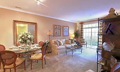 Living Room, Evergreens At Columbia, 1