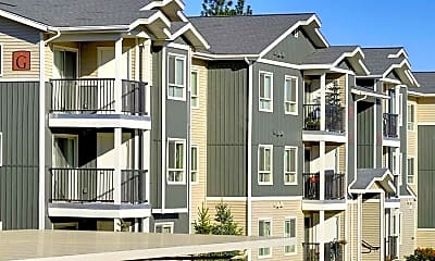 Building, Copper Hill Apartments, 1