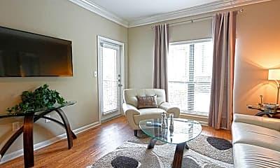 Living Room, Sierra At Fall Creek, 1