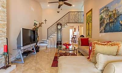 Living Room, 832 Green St 1, 1