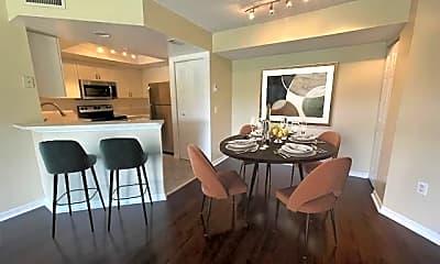 Dining Room, 4191 Haverhill Rd 407, 1