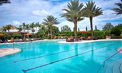Pool, 13710 Messina Loop 204, 2