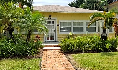 Building, 1512 Florida Ave, 1