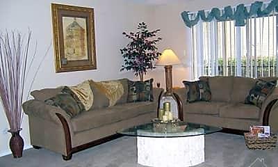 Living Room, 777 Bateswood Dr, 2