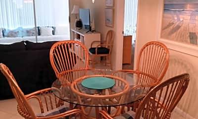 Dining Room, 50 Celestial Way 103, 1