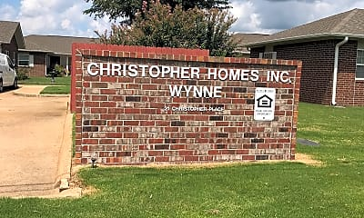 Christopher Homes Of Palestine, 1