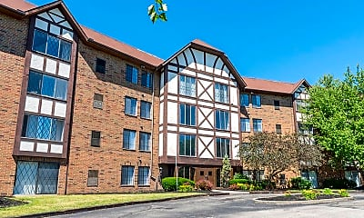 Building, Emerick Manor Apartments, 0