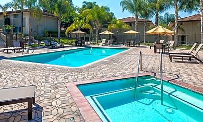 Pool, Monterra Springs, 1