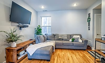 Living Room, 1431 N 5th St 2, 0