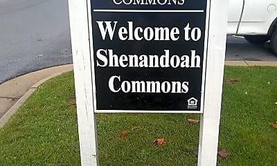 Shenandoah Commons Apartments, 1
