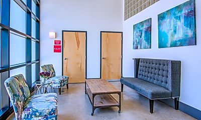Foyer, Entryway, The Lofts at Franklin, 2