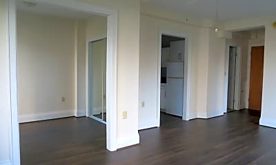 Bedroom, Exeter Apartments, 1