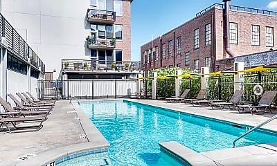 Pool, 640 Glen Iris Dr NE 610, 1