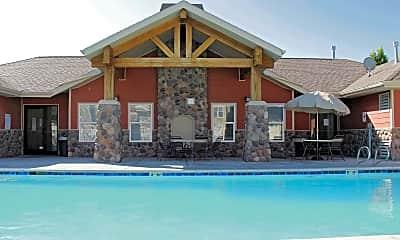Pool, Green Grove, 0