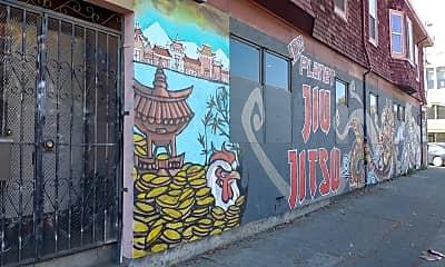 Community Signage, 727  Harrison St, 0