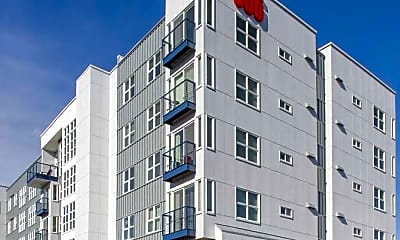 Building, 606 Apartments, 0
