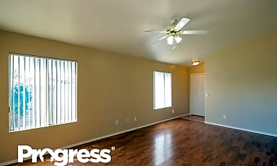 Living Room, 9049 E Fairfield St, 1