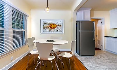 Dining Room, 609 H St, 1