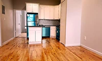 Kitchen, 42 Woodhull St, 1
