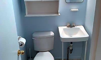 Bathroom, 403 Livezey St, 1