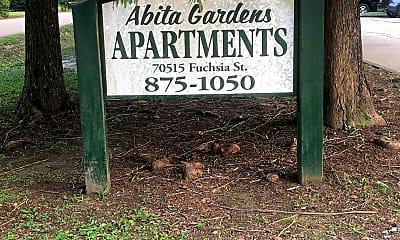 Abita Gardens Apartments, 1