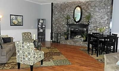 Living Room, Crossings at East Nashville, 1