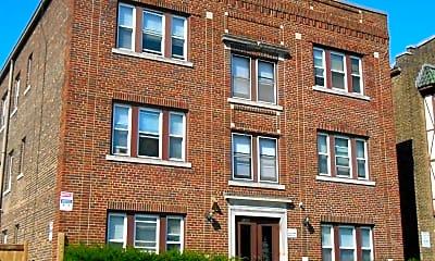 Building, 1326 West St, 2