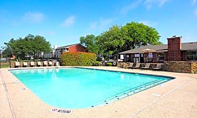 Pool, Saddletree, 0