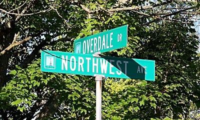 Community Signage, Tallmadge Towne Apartments, 1
