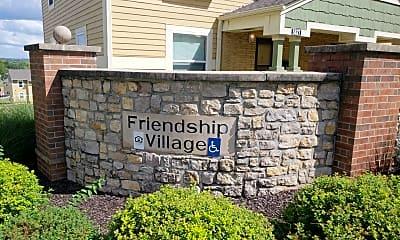 Friendship Villages Apartments, 1
