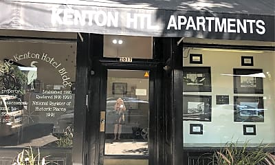 Kenton Hotel Apartments, 1