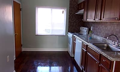 Kitchen, Lawn Village Apartments and Townhomes, 2