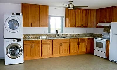 Kitchen, 348 Maluniu Ave, 1