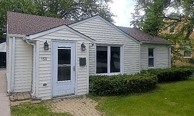 Building, 158 N Pershing Ave, 0
