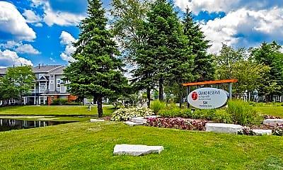 Community Signage, Grand Reserve, 2