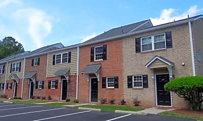 Building, 501 Towns Townhome Apartments, 2