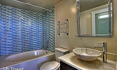 Bathroom, 600 S. Spring St., 1
