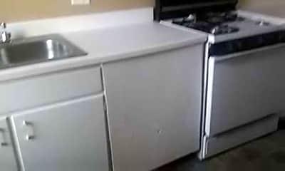 Kitchen, Legacy Apartments, 2