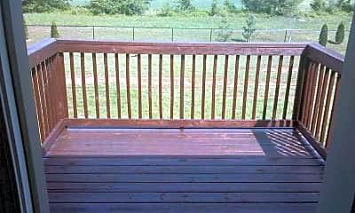 Patio / Deck, Heritage Pointe, 2