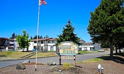 Community Signage, Alpine Vistas Apartments, 2