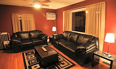 Living Room, 15 Leyden St, 2
