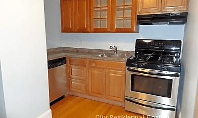 Kitchen, 3 Brewster St, 1