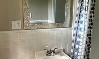 Bathroom, 1100 1st Ave, 1