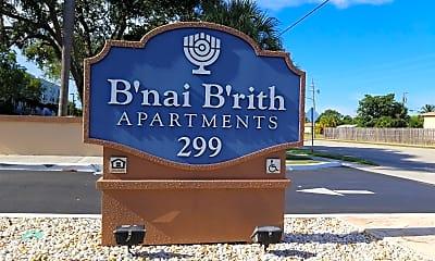 B'nai B'rith Apartments-Deerfield Beach, 1