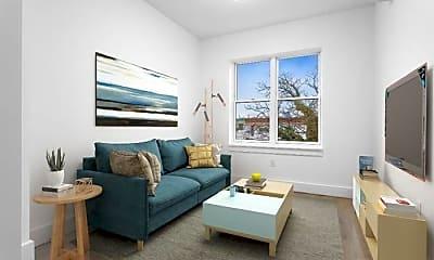 Living Room, 177 Bayard St, 0