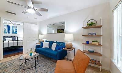 Living Room, The Hammocks on 20th, 1