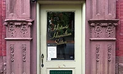 Historic Hamilton Suites, 1