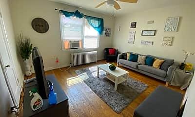 Living Room, 5108 1st St NW, 1