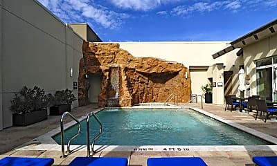 Pool, The Fountains at Memorial City, 2