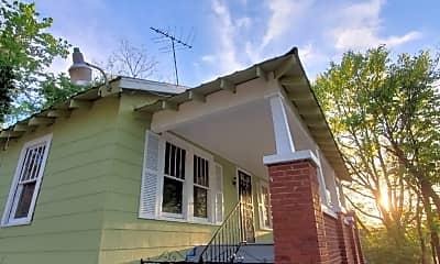 Building, 3515 Carver Ave SW, 1